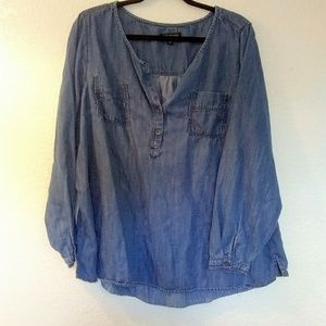 Lane Bryant Chambry/demain like popover button to